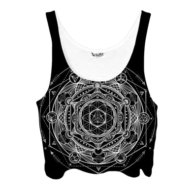 Set 4 Lyfe / Glenn Thomson - ESOTERIC CROPTOP - Clothing Brand - Croptop - SET4LYFE Apparel