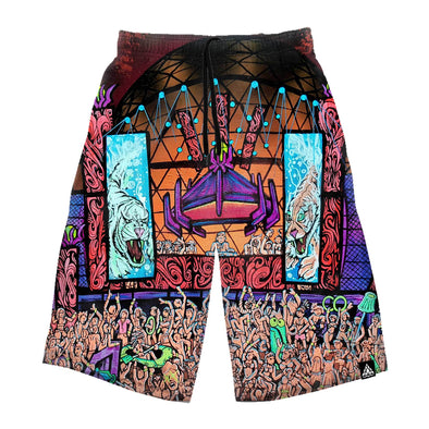 Little Village Long Shorts