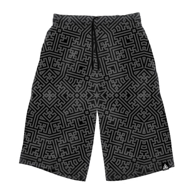 Star Sayagata Long Shorts