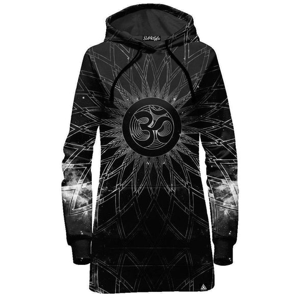 Set 4 Lyfe / Rooz Kashani - SACRED HOODIE DRESS - Clothing Brand - Hoodie Dress - SET4LYFE Apparel