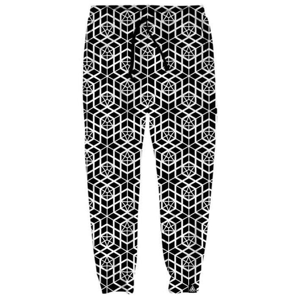 Set 4 Lyfe / Glenn Thomson - CUBE JOGGERS - Clothing Brand - Joggers - SET4LYFE Apparel