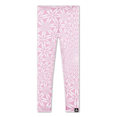 Set 4 Lyfe / Rooz Kashani - PORT PINK LEGGINGS - Clothing Brand - Leggings - SET4LYFE Apparel