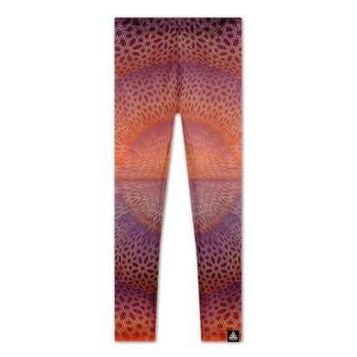Set 4 Lyfe / Rooz Kashani - SUNRISE PORTAL LEGGINGS - Clothing Brand - Leggings - SET4LYFE Apparel