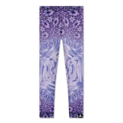 Set 4 Lyfe / Rooz Kashani - LAVENDER STARSEED PORTAL LEGGINGS - Clothing Brand - Leggings - SET4LYFE Apparel