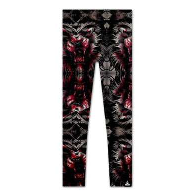 Set 4 Lyfe / Alecks Orka - BLOODSHED LEGGINGS - Clothing Brand - Leggings - SET4LYFE Apparel