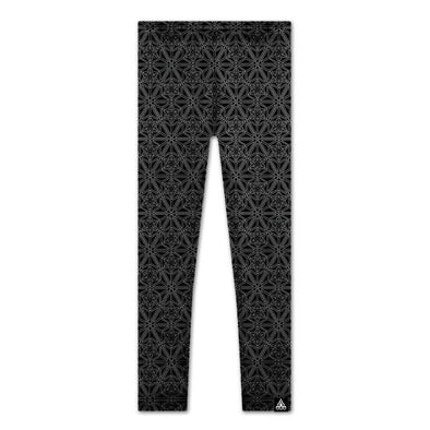 Set 4 Lyfe / Rooz Kashani - STAR TETRAHEDRON LEGGINGS - Clothing Brand - Leggings - SET4LYFE Apparel