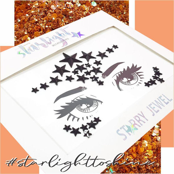 Starry Sky Face Jewel - Starlight
