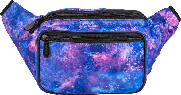 Fanny Pack Outter Space Fanny Pack - SoJourner Bags