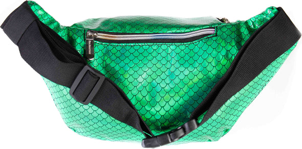 Fanny Pack Mermaid Iridescent Fanny Pack - SoJourner Bags