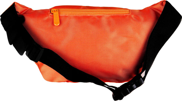 Fanny Pack Orange Red Neon Party Fanny Pack - SoJourner Bags