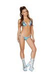 Ruffled Bikini Set - ravernationshop
