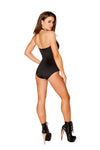 Holster Cutout Bodysuit- Black - ravernationshop
