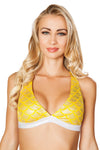 Halter Top- Mermaid with Criss-Cross Back - ravernationshop