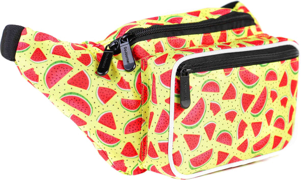 Fanny Pack Watermelon Fanny Pack - SoJourner Bags