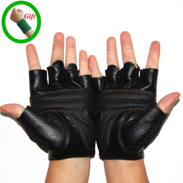 Mens/Womens Fitness Bodybuilding Weightlifting Crossfit Gloves