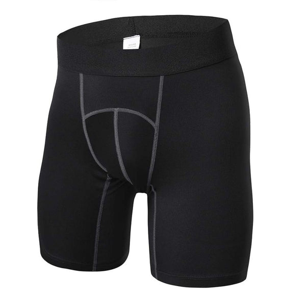 Men's Sports Compression Base Under Layer Fitness Running Shorts