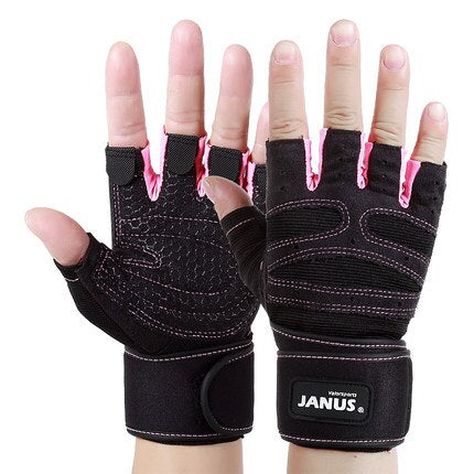 JANUS Tactical Fitness Weight Lifting Gloves For Men And Women