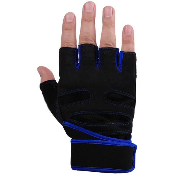 Body Building Fitness Weight Lifting Gloves For Men/Women