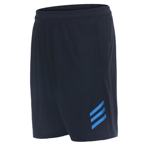 Mens Light Weight GYM Workout Running Shorts With Zip Pockets
