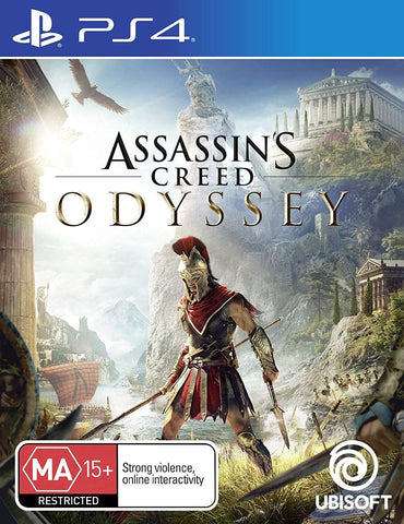 Assassin's Creed Odyssey (PlayStation 4)