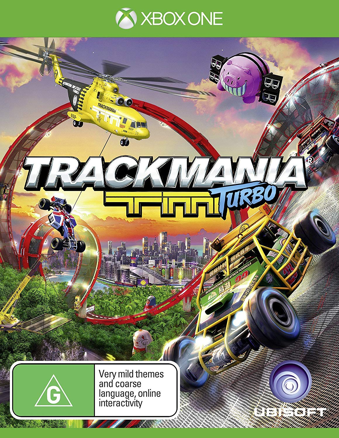 TRACKMANIA TURBO ANZ XBOX ONE