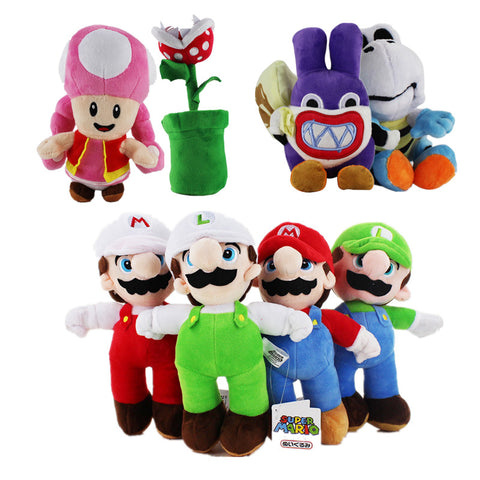 Super Mario Bros Full Cast
