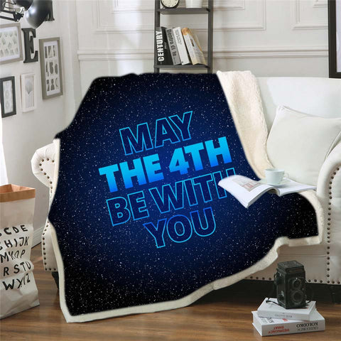 Star Wars Throw Blankets Thick Plush & Warm