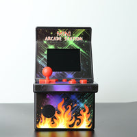 8-Bit Mini Arcade Games Built-in 200 Classic Games Portable Retro Handheld mini Game Console for Kids
