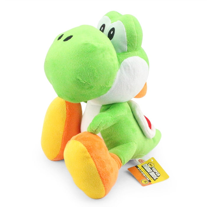 Super Mario Bros Large Yoshi Plush Toy