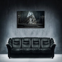 Game of Thrones Throne Room Modern Décor Wall Art Canvas HD Print
