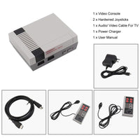 Retro Classic Handheld Player TV Video Game ConsoleBuilt-in 600 Games HDMI output HD