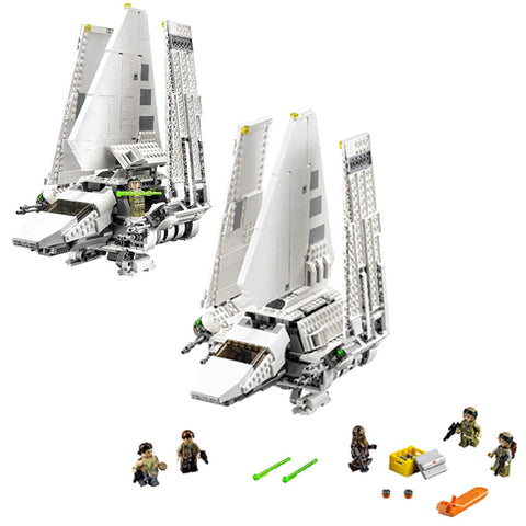 05057 937Pcs The Imperial Shuttle Model Building Blocks Bricks Toys Kids Gift Compatible Legoings Star Wars