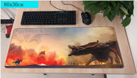 Game of Thrones Spoils of War Large Mouse Pad 800x300mm Best PC Gaming Pad HD Print
