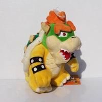 Super Mario Bros Koopa Bowser Plush Toy 18cm 7""