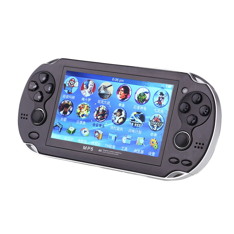 Built in Games 8GB Game Console Handheld
