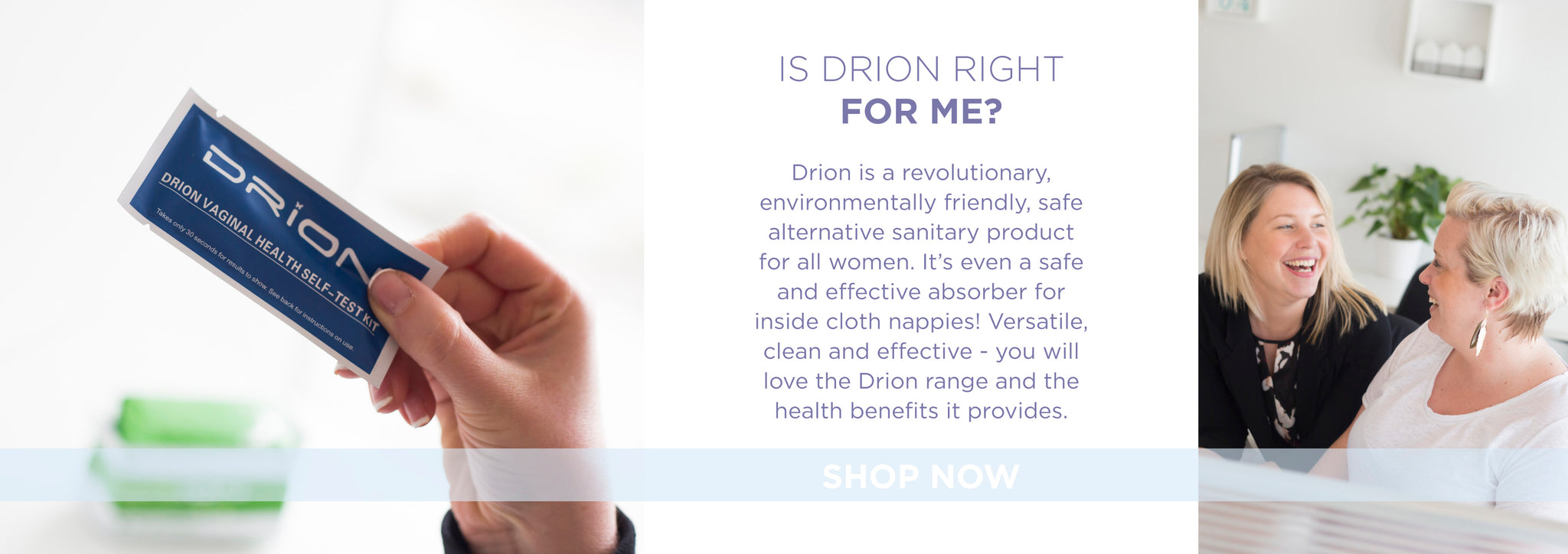 Is Drion Right For Me?