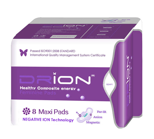 Drion Ultra-absorbent Maxi Pads - XL