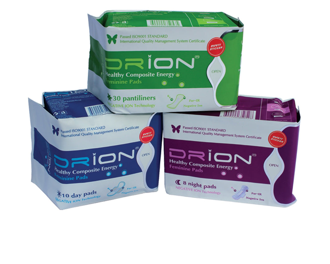 Drion 3 Pack Combo