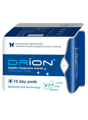 Drion Ultra-absorbent Day Pads - 3 Packs