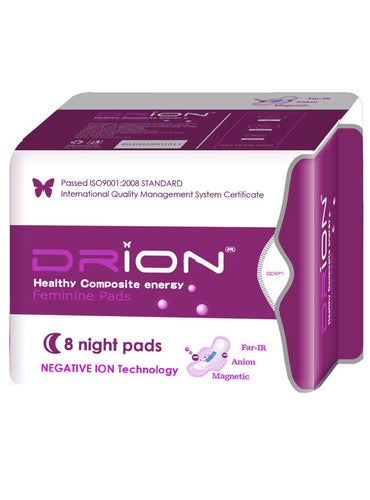 Drion Ultra-absorbent Night Pads - 3 packs