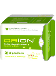 Drion Pantiliners - 3 packs