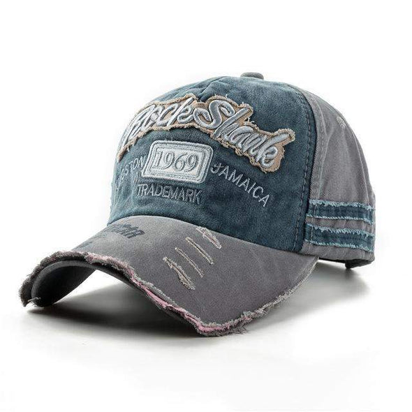 """1969 Rock Shank"" Baseball Cap 