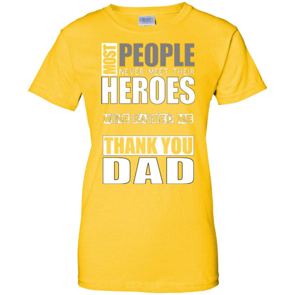 Women T-Shirt (Front) - Heroes Dad