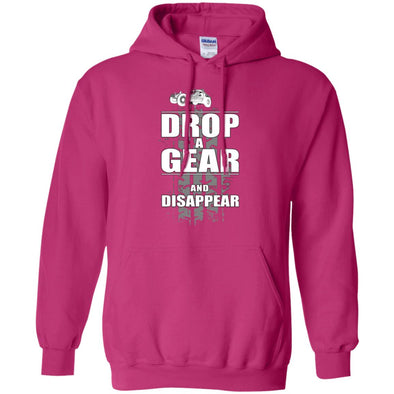 Hoodie (Front) - Drop a Gear Buggy