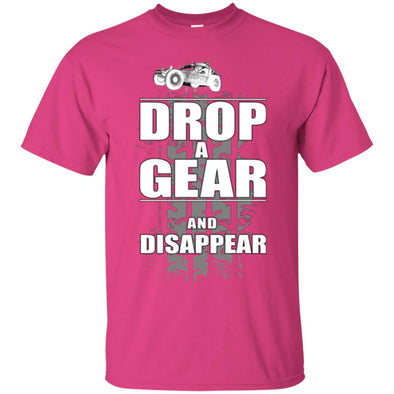 Men T-Shirt (Front) - Drop a Gear Buggy