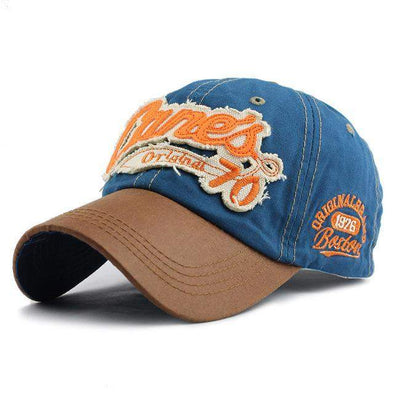 Cane's Original 70 Baseball Cap | Blue-Caps-SHED71-70 Blue-SHED71