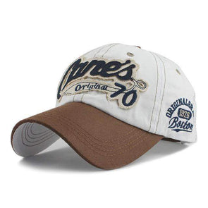 Cane's Original 70 Baseball Cap | White-Caps-SHED71-70 White-SHED71