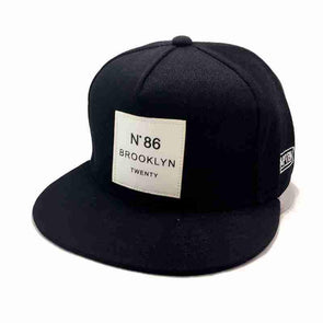 "Fashion ""Nº86 Brooklyn"" Hip Hop Cap 