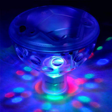 Floating Disco Underwater LED Light-Gadget-SHED71-SHED71