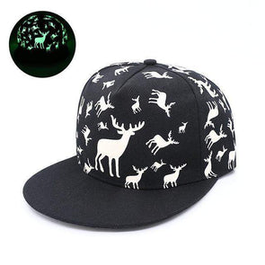 Fluorescent Light Series Hip Hop Cap | Deer2-Caps-SHED71-SHED71